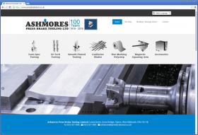 Ashmores Press Brake Tooling Limited