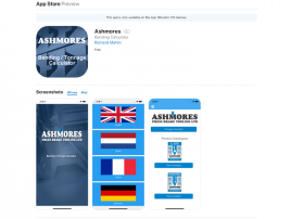 Ashmores App