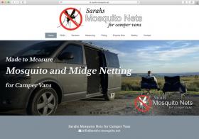 Sarahs Mosquito Nets